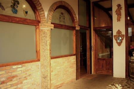 Apartamento La Bardena Blanca - Huoneisto