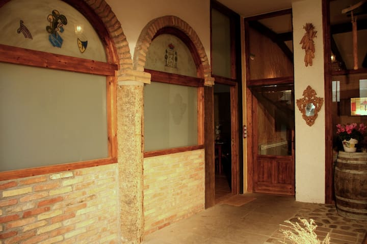 Apartamento La Bardena Blanca