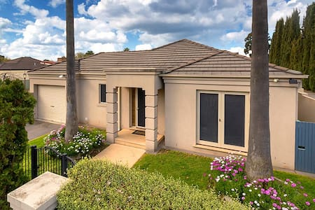 'Kiewa Street Villa' - Albury