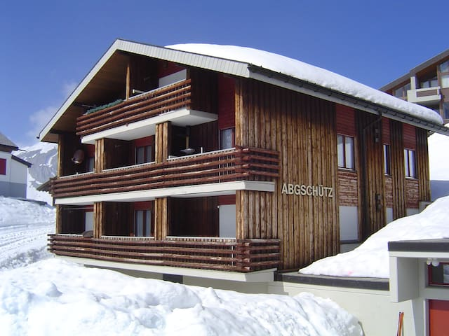 Appartement at mountain Melchsee Frutt 1950 meters
