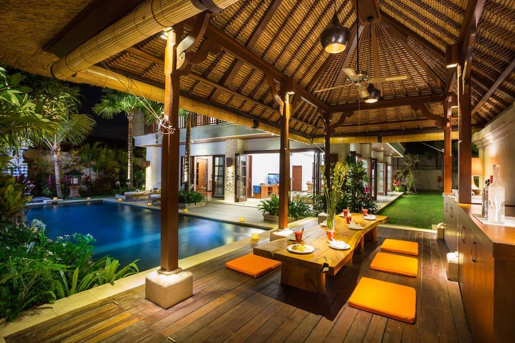 Bali Villa For Rent Sanur