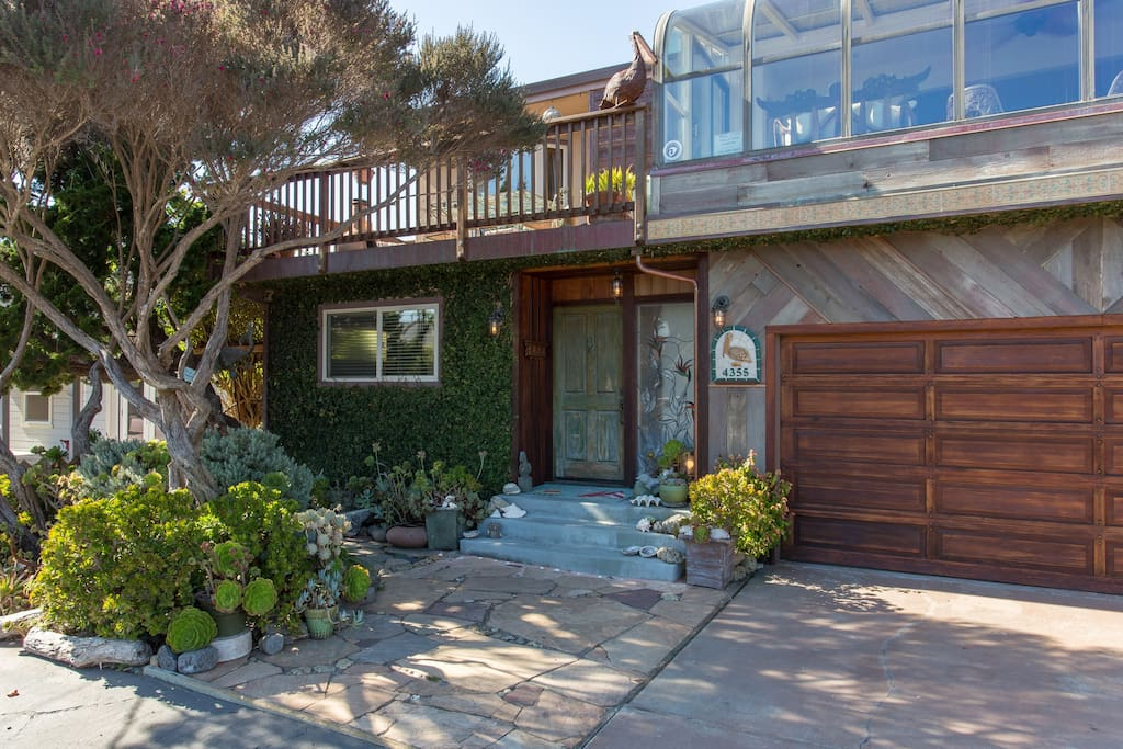 Opal Cliff Beach House Winter Deals Houses For Rent In Santa Cruz California United States