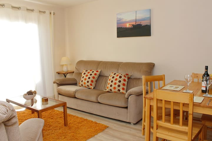 Comfy 2-bed garden flat, sleeps 5 - Whitstable - Appartement