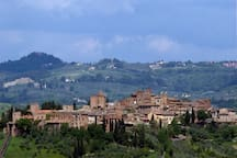 Certaldo! Just Between Siena and Florence! Close to S. Gimignano!