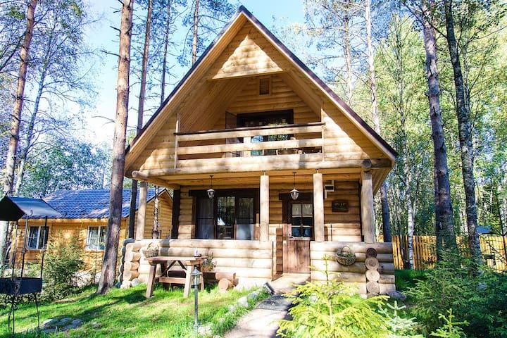Дом на горнолыжном курорте - Vasilyevo - Hus