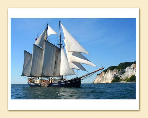 Classic SailingShip ALBERT JOHANNES