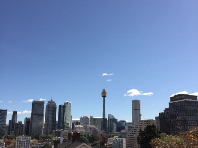 Centrally located with City views - Darlinghurst - Wohnung