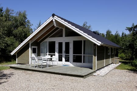 Holiday home Henne Strand 4 Persons - Henne - Hus