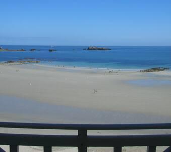 plage de tregastel à Primel - Plougasnou