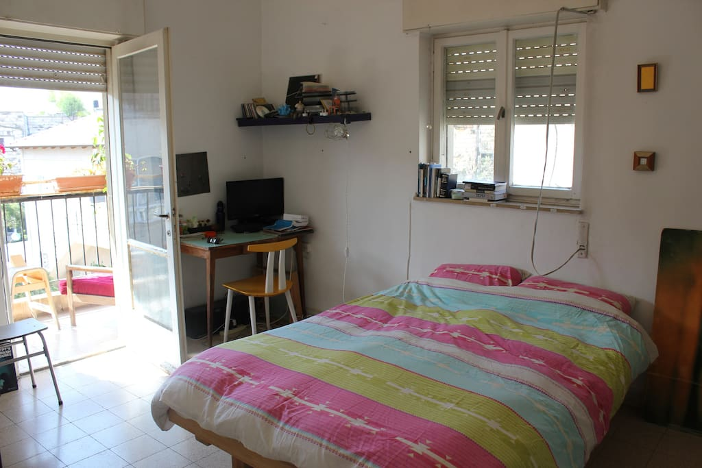 my bed room, sometime available.