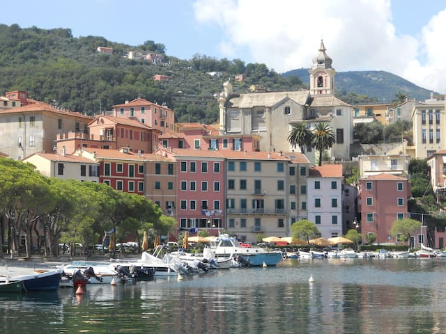 PortoVenere -Borgo Antico Fezzano - Fezzano - Huoneisto