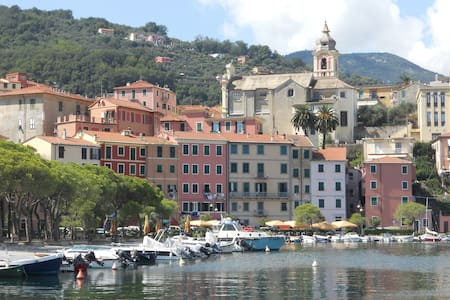 PortoVenere -Borgo Antico Fezzano - Fezzano - Wohnung