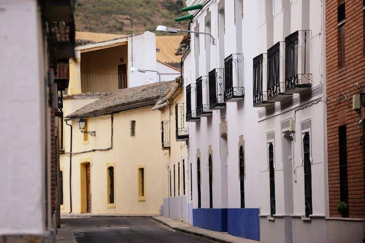 Villa Cornelius , lujo rural - Las Herencias - Dům