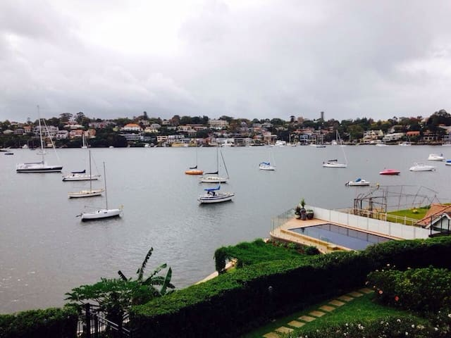 Beautiful water-view apartment - Drummoyne - Lakás