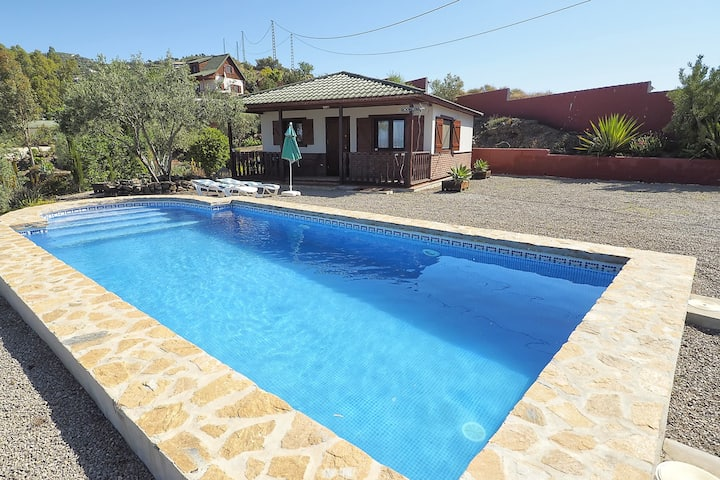 Hus med privat pool (Tranquila)