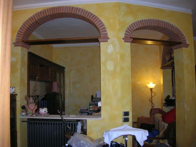 Comodo appartamento con giardino - Pisa