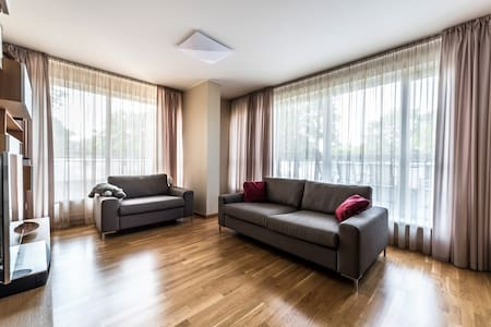 Excellent offer with a sunny terrace. Pets allowed - Riga - Lakás