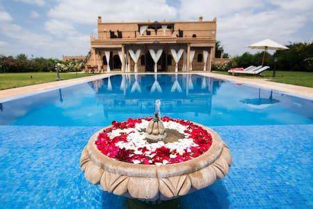 Villa Jasmin Fleur de Marrakech