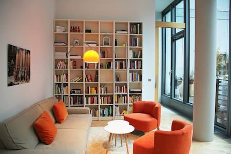 LUXURY TERRACE APARTMENT SONYCENTER - Berlin - Apartment