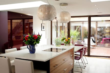 Super Grand Designs House Cheltenham Spa - 切爾滕納姆 - 獨棟