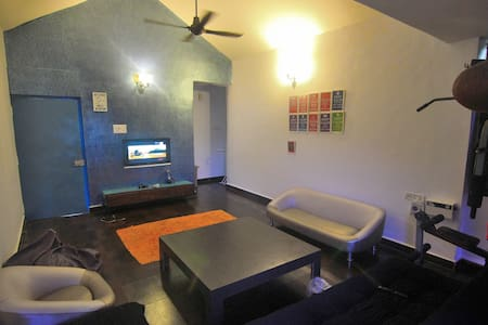Charming appartment candolim beach