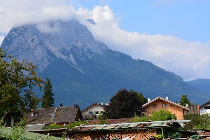 Ferienhaus Viktoria - Garmisch-Partenkirchen - House