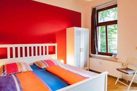 Zentrum Apartment Schletterstraße - 莱比锡 - 公寓