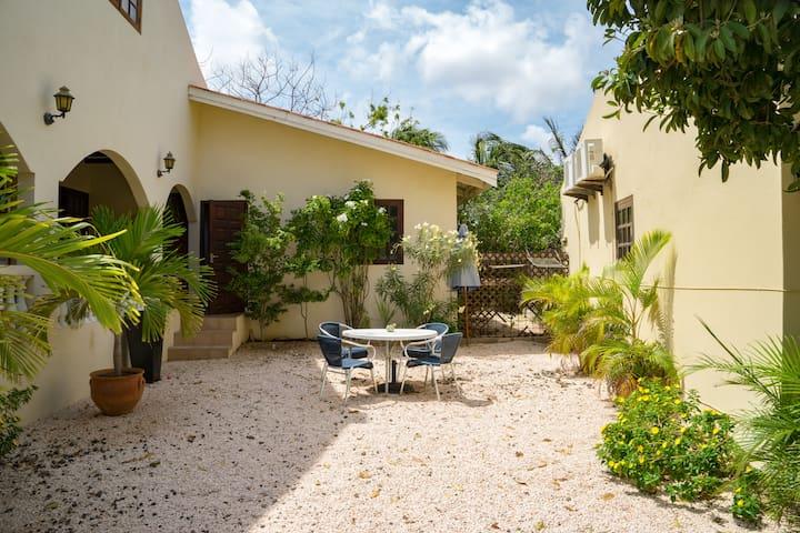 Studio Chuchubi in tropische tuin - Willemstad - Cabane