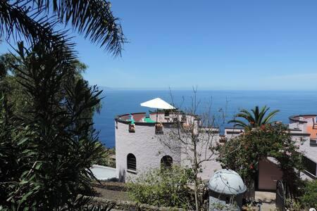 Romantic Tower Studio II Great view - La Matanza de Acentejo - 公寓