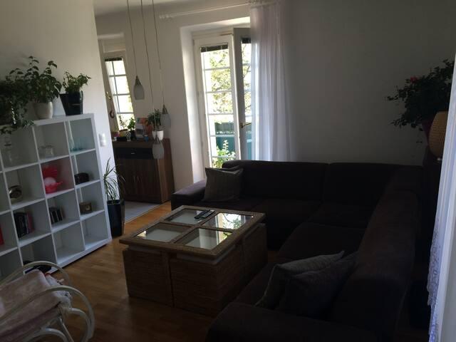 Ruhige Wohnung im 12ten Bezirk - Wiedeń - Apartament