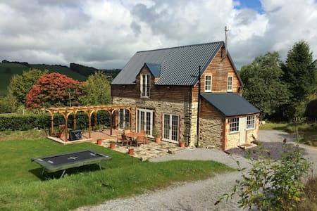 Beautiful cottage near Dulverton - Dulverton  - Hus