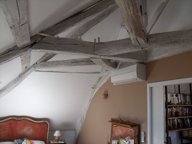 old duplex - BEAUNE - Apartment