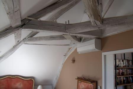 old duplex - BEAUNE - Apartemen