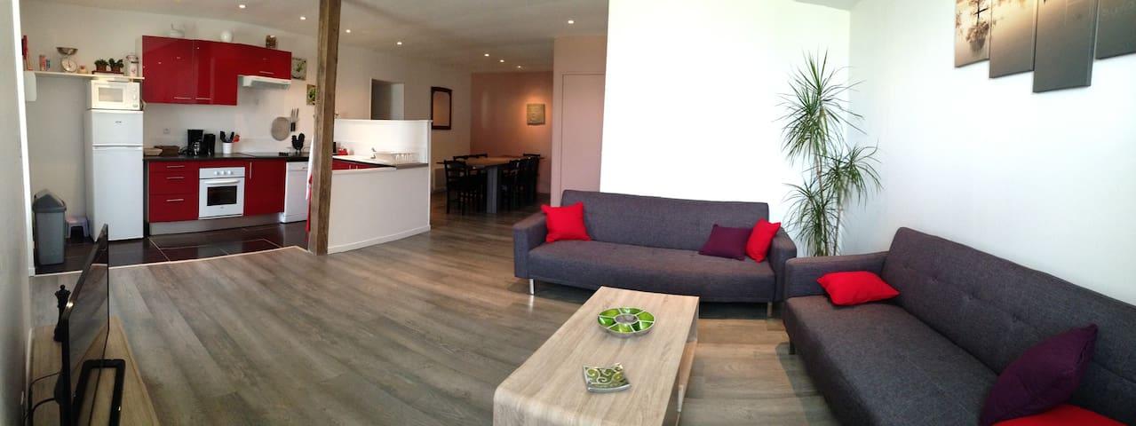 Gîte de Préaux - Tousson - Dům