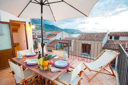 Cefalù luxury terrace - เซฟาลู