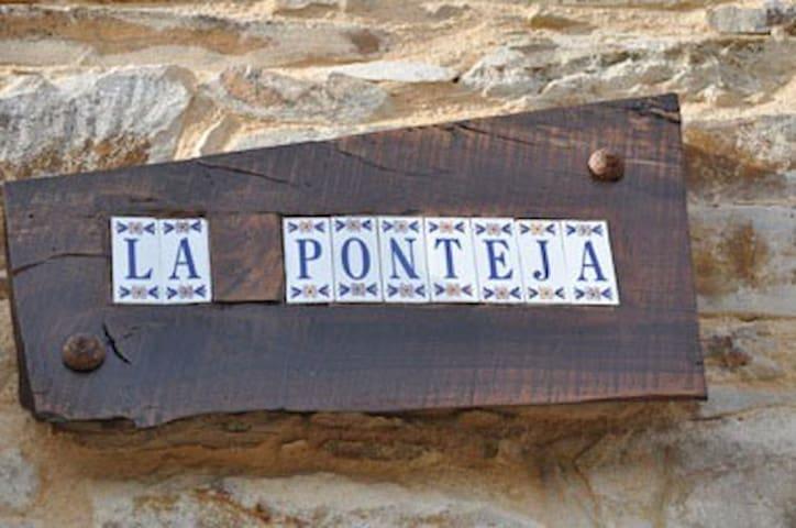 La Ponteja;acojedora casa de piedra - Fresno de la Valduerna