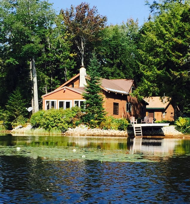 Spruce lake cabin cabins for rent in salisbury new york for New york cabin