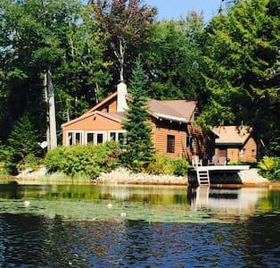 Spruce Lake Cabin - 索尔兹伯里(Salisbury) - 小木屋