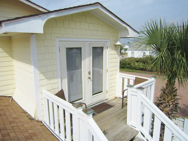Crows Nest at secluded Vilano Beach - Saint Augustine - Apartament