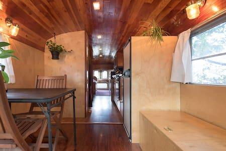 Backyard Land Yacht in Cherrywood - Austin