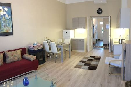 Cosy and modern place in the heart of Budapest - 布達佩斯 - 公寓