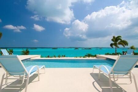 Breezy Palms Waterfront Villa View