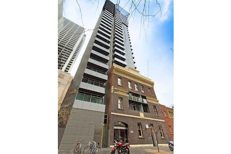 (2) Homey apartment @ Melbourne CBD - Melbourne - Appartement
