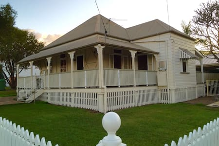 Rose Cottage, built in 1897. - Booval