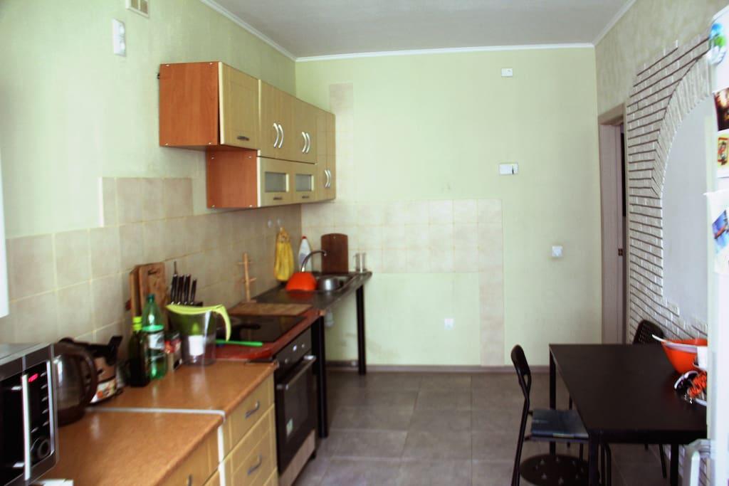 Кухня Kitchen