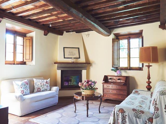 Delizioso appartamento panoramico - Camaiore - Lägenhet