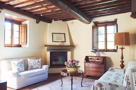 Delizioso appartamento panoramico - Камайоре
