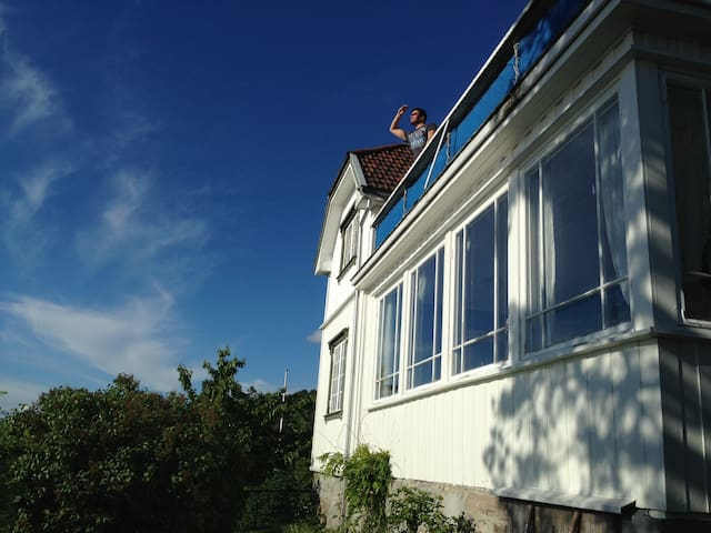 Bellevue - Nesodden - Villa