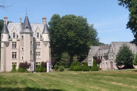 3 Chambres privées dans un Château - Sainte-Christine - Istana