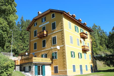 Cosy mountains view apartment - Mendola